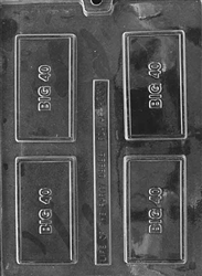 Big 40 Card Chocolate Mold