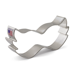 "4-1/2"" Mardi Gras Mask Cookie Cutter"