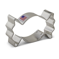 "3-5/8"" Wrapped Candy Cookie Cutter"