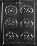 Pumpkin Shaped Cookie Mold