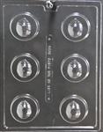 Easter Egg Sandwich Cookie Chocolate Mold E476