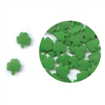 Shamrocks Shapes Confetti - 5 Pound Box St Patricks Celtic wedding