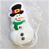 Snowman Direct Pour Box Christmas holiday fudge
