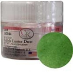 Spring Green Edible Luster Dust 43-11509 glitter