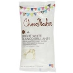 ChocoMaker Bright White Vanilla Flavored Candy Melts - 12 Ounce Bag