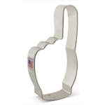 Cookie Cutter #1 Fan Hand 8319A NBA NFL NHL PGA MLB WNBA