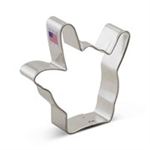 Cookie Cutter Sign Language Love Sign 7506A deaf hearing impaired