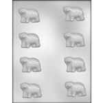 Bite Size polar Bear Chocolate Mold 90-11116 Christmas holiday