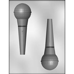 3D Microphone Chocolate Mold 90-13932 music