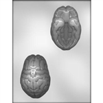 3D Brain Chocolate Mold 90-3310 Halloween neurology