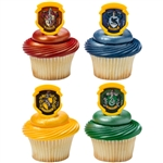 Harry Potter Rings Cupcake Toppers birthday child