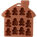 Gingerbread People Silicone Mold 2105-5384 Christmas holiday