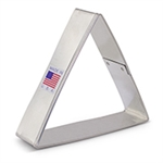 "3-1/2"" Triangle Cookie Cutter 7982A math Pythagorean pyramid"