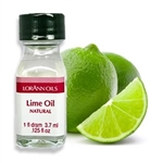 Natural Lime Oil - 1 Dram