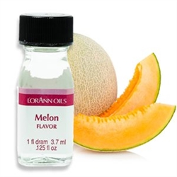 Melon Flavor 1 Dram hard candy fruit