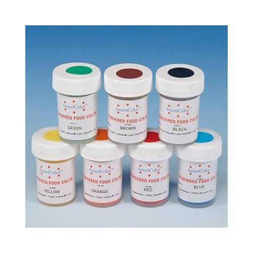 Powdered Food Coloring   Bakery Decorating Supplies
