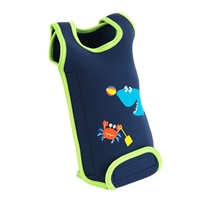 Konfidence Babywarma Baby Wetsuit NEW Fergal and Crabby