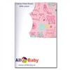 All4Baby 2 Pack Moses Fitted Sheet Princess
