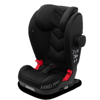Axkid BigKid 2 Premium Black High Back Booster