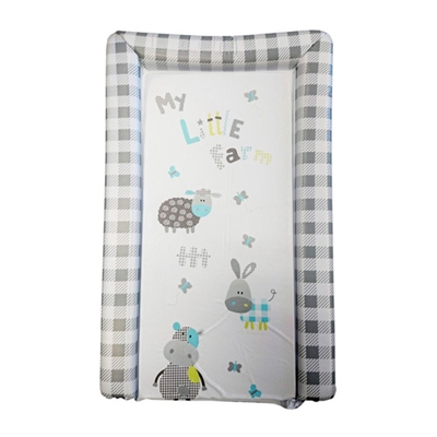 Babylo My Little Farm Changing Mat Blue