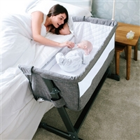 Babylo Cozi Sleeper Slate Grey