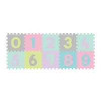 Babyono Foam Puzzle 10pcs Numbers