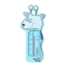Babyono Giraffe Bath Thermometer Blue