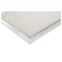 Coolmax Fibre Pocket Spring Cot Bed Mattress