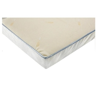 Coolmax Fibre Cot Mattress 60 x 120 cms