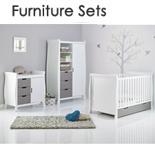Baby Nursery Furniture Room Sets Cot Beds Cots Cribs Dressers