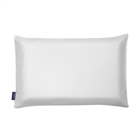 Clevamama Toddler Pillow Case White