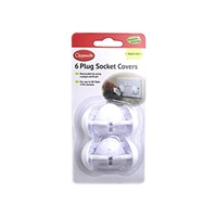 Clippasafe Plug Socket Covers