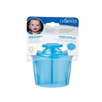 Dr Brown Milk Powder Dispenser Blue