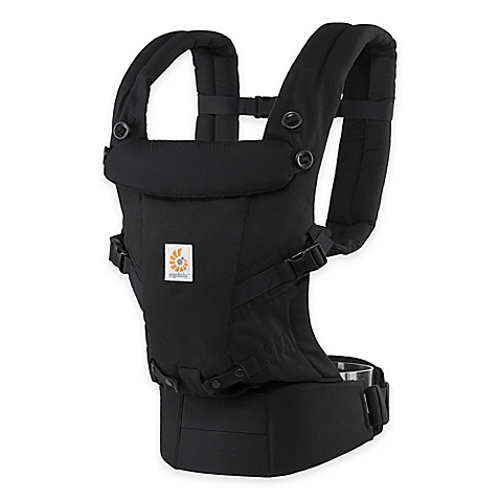 80f89a8acd5 Ergobaby 3 Position Adapt Baby Carrier Black available online and instore  at All4Baby.