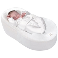Red Castle Cocoonababy Nest White