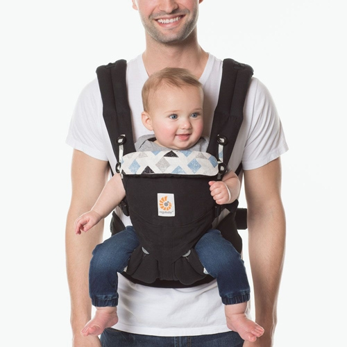 bedcb118762 Ergobaby Omni 360 Baby Carrier All-In-One Triple Triangles available online  and instore at All4Baby.