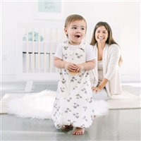 Ergobaby On The Move Sleep Bag Silver Moons 0.5 Tog 6-18 months