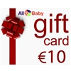 All4Baby Gift Card  € 10