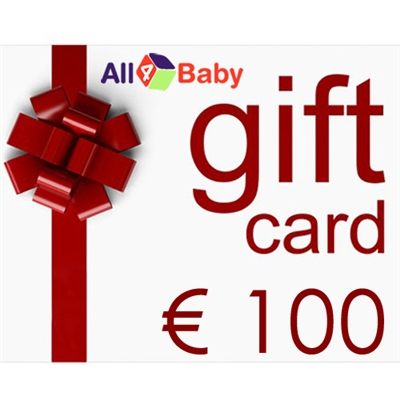 All4Baby Gift Card  € 100