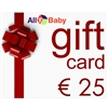 All4Baby Gift Card  € 25.00