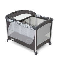 Joie Commuter Change Travel Cot Logan