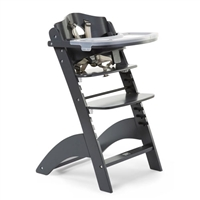 Childhome Lambda Baby Grow Chair Anthracite
