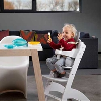 Childhome Lambda Baby Grow Chair White