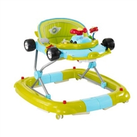 MyChild F1 2 In 1 Baby Walker Green