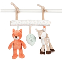 Nattou Maxi Toy Oscar the Fox