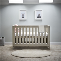 Nika Cot Bed - Grey Wash