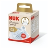 NUK Nature Sense 0-6m Small Teat