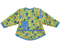 Pop-in Coverall Bib Stage 3 Parrot