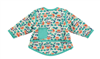 Pop-in Coverall Bib Stage 4 Red Panda