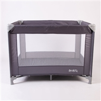 Red Kite Sleeptight Travel Cot Ahoy Grey